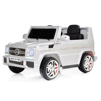 Mercedes Benz G65 White