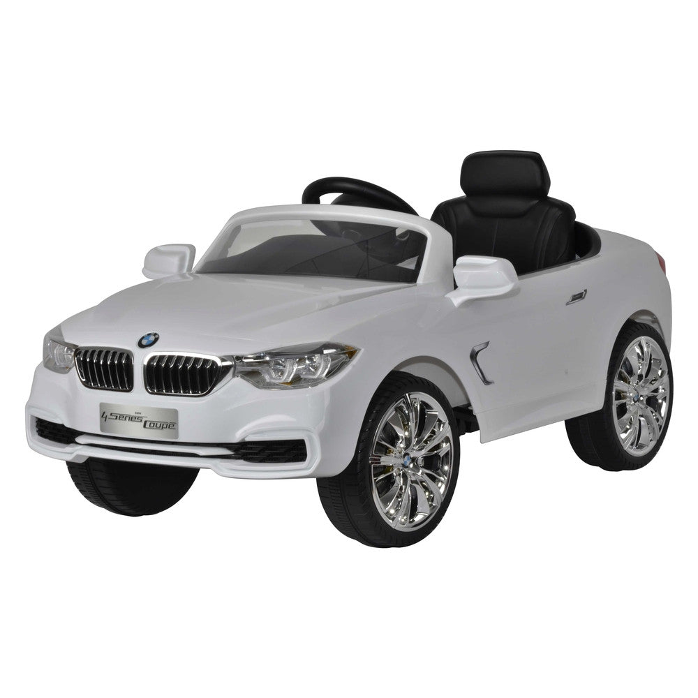 Bmw 4: BMW 4 Series 12V Powered Ride On Car Parent Remote