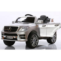 Mercedes Benz ML350 Silver