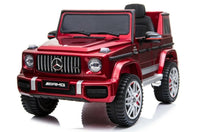 Mercedes G63 Red