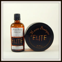 Mason Boutique Shave Soaps and Splashes