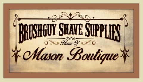 Brushguy Shave Supplies