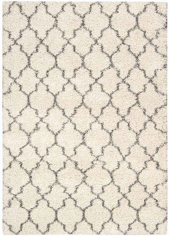 Two-Tone Rope Fieldstone Ivory