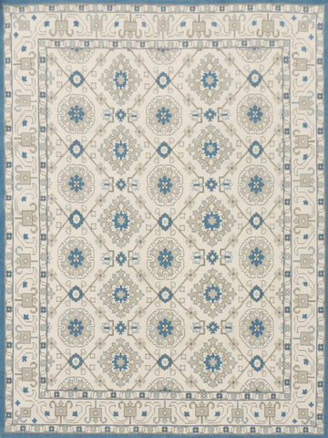 Manor Acanthus Blue