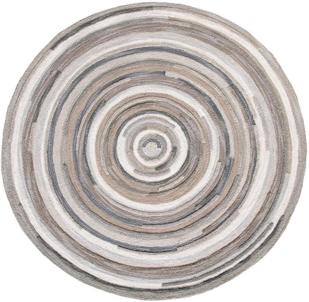 Concentric Squares Gray