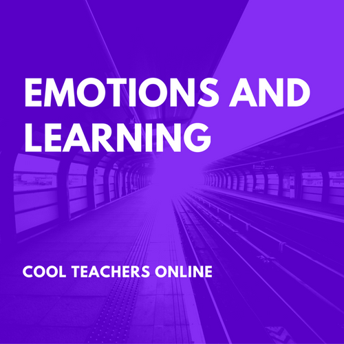 EDCI 6218  Emotions and Learning