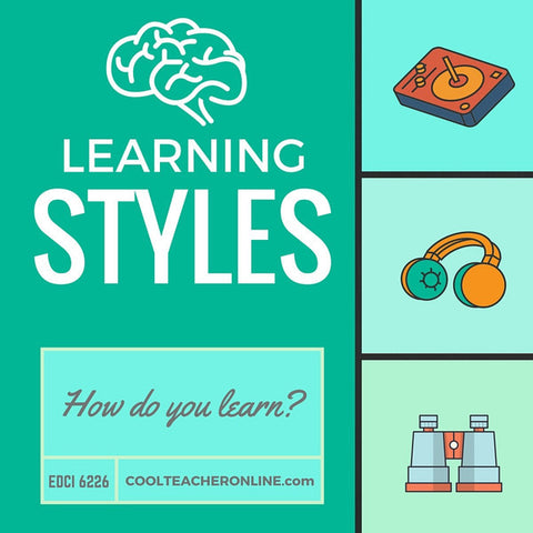 EDCI 6227 Learning Styles