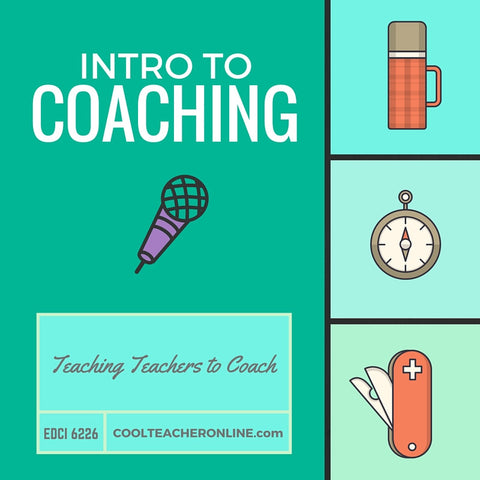 EDCI 6226 An Introduction to Coaching