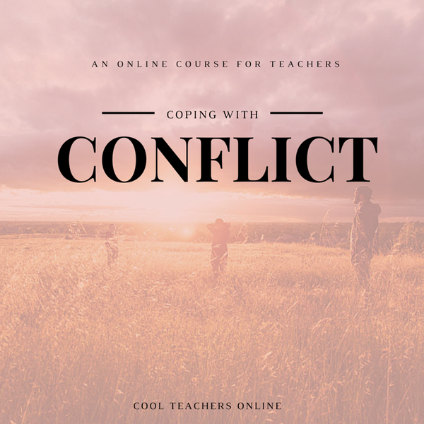 EDCI 6208 Coping with Conflict