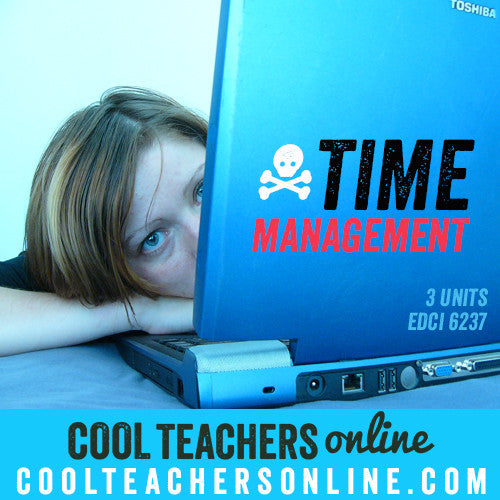 EDCI 6237  Time Management