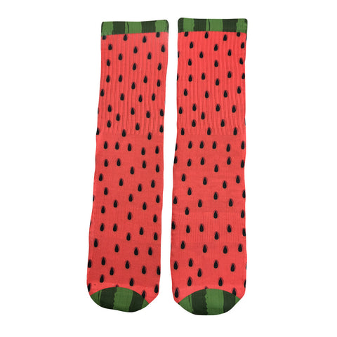 watermelon_socks_food_novelty_socks