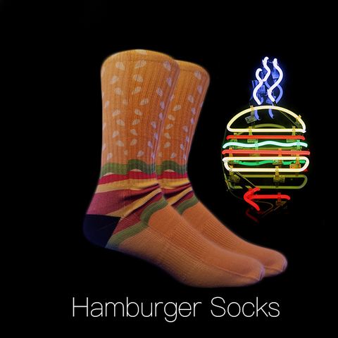 Hamburger_food_socks_fun_socks