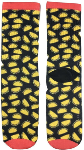 Taco Socks - Fun Crazy Cool Novelty Socks - Swaggy Socks