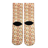 Sushi Socks - Fun Crazy Cool Novelty Socks - Swaggy Socks