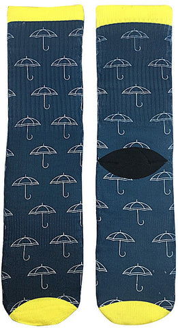 Umbrella Socks - Fun Crazy Cool Novelty Socks - Swaggy Socks