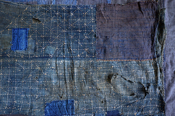 Workshop: Boro Patchwork & Sashiko Mending