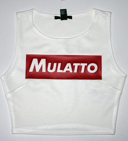 Mulatto Crop Top Womens - Ourt