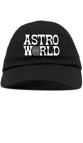 Travis Scott | Astroworld Dad Hat - Ourt