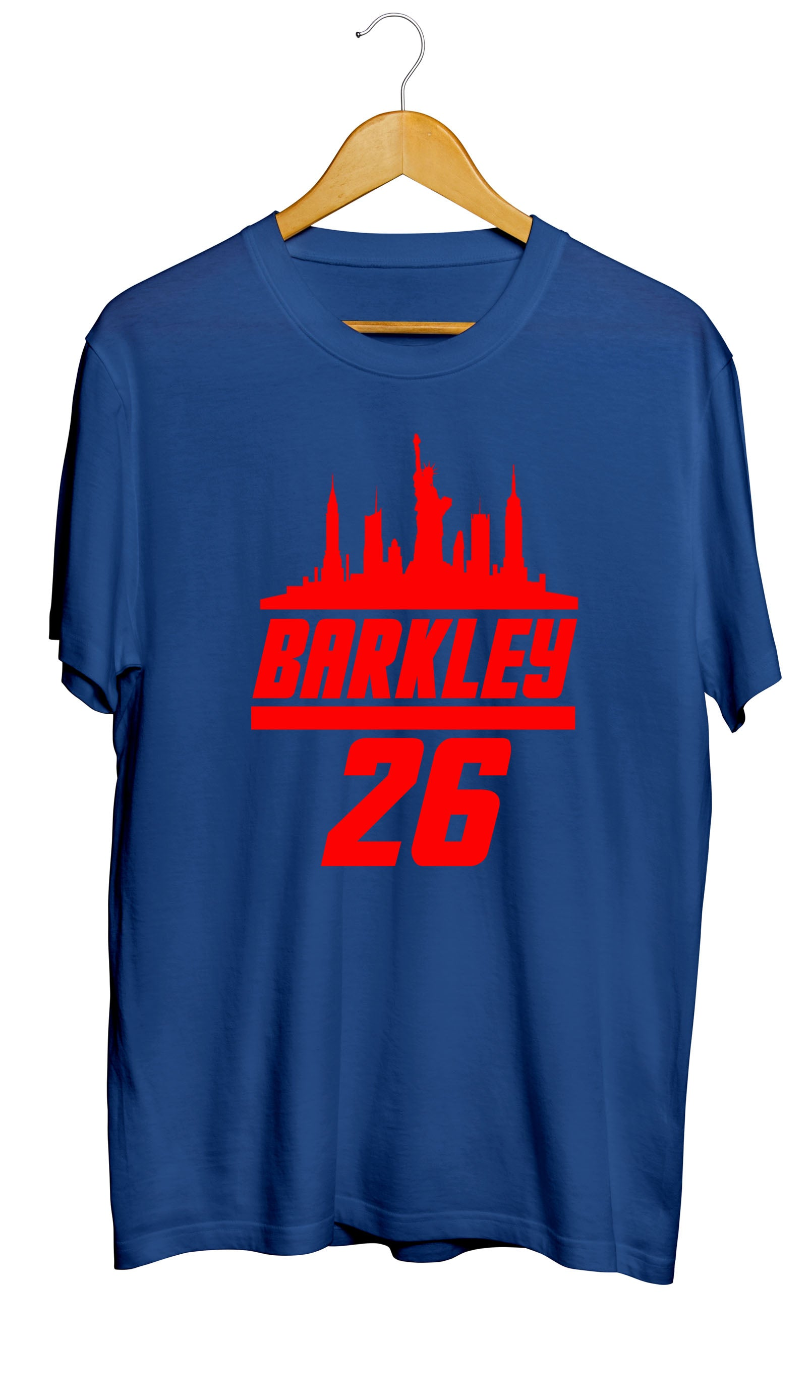 new style 9cbad 793bf Saquon Barkley | Giants T-Shirt