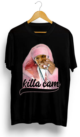 Cam Newton/Killa Cam/Carolina Panthers T-shirt - Ourt