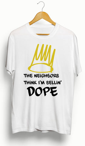 "J Cole ""4 Your Eyez Only""/Neighbors T-Shirt - Ourt - 2"