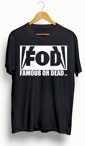 Famous or Dead News T-Shirt