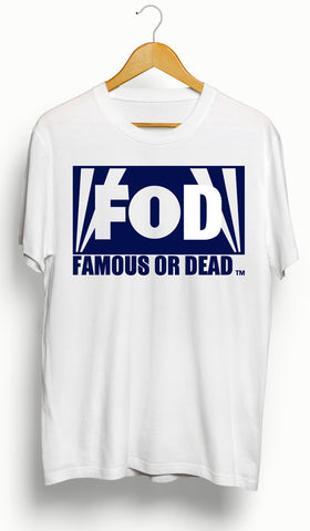 Famous or Dead News T-Shirt - Ourt