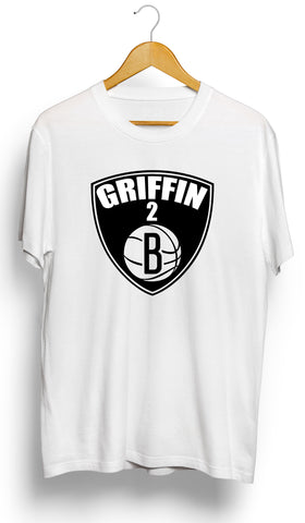 Blake Griffin Brooklyn Nets T-Shirt - Ourt