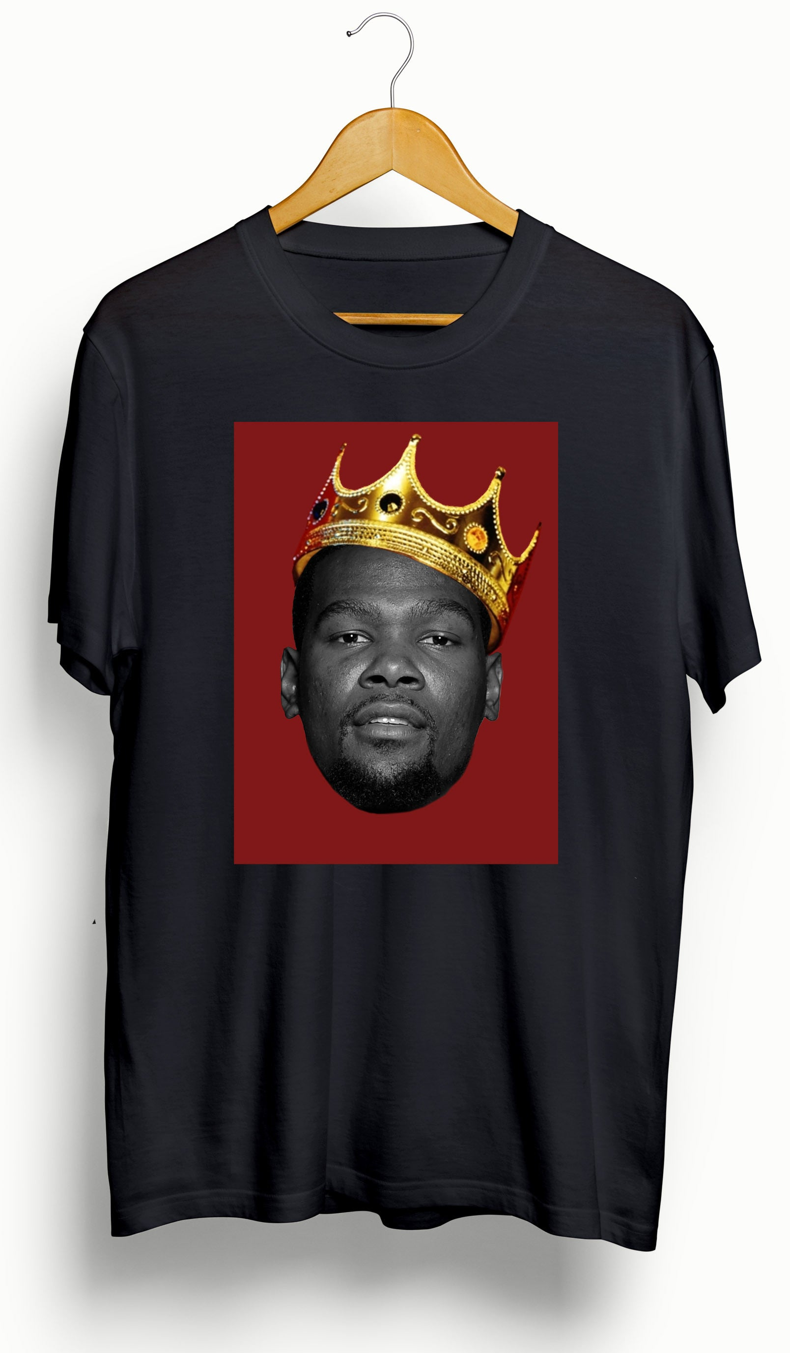 Kevin Durant/KD/Golden State Warriors/Biggie King T-Shirt