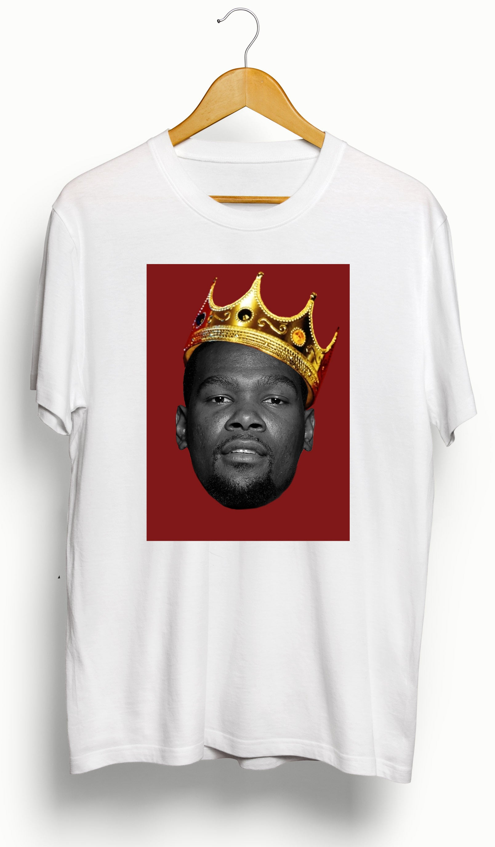 Kevin Durant/KD/Golden State Warriors/Biggie King T-Shirt - Ourt