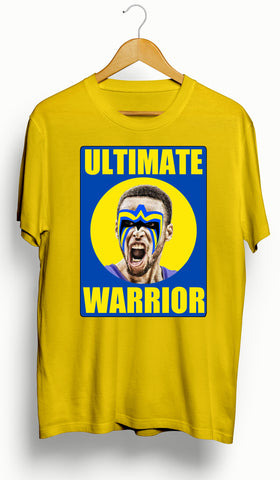 Steph Curry/Golden St. Warriors/Ultimate Warrior T-Shirt - Ourt