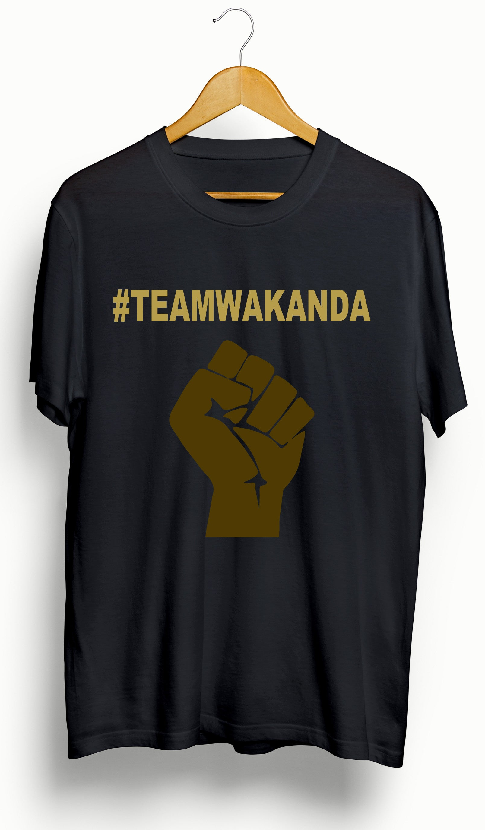 Team Wakanda/Black Panther T-Shirt