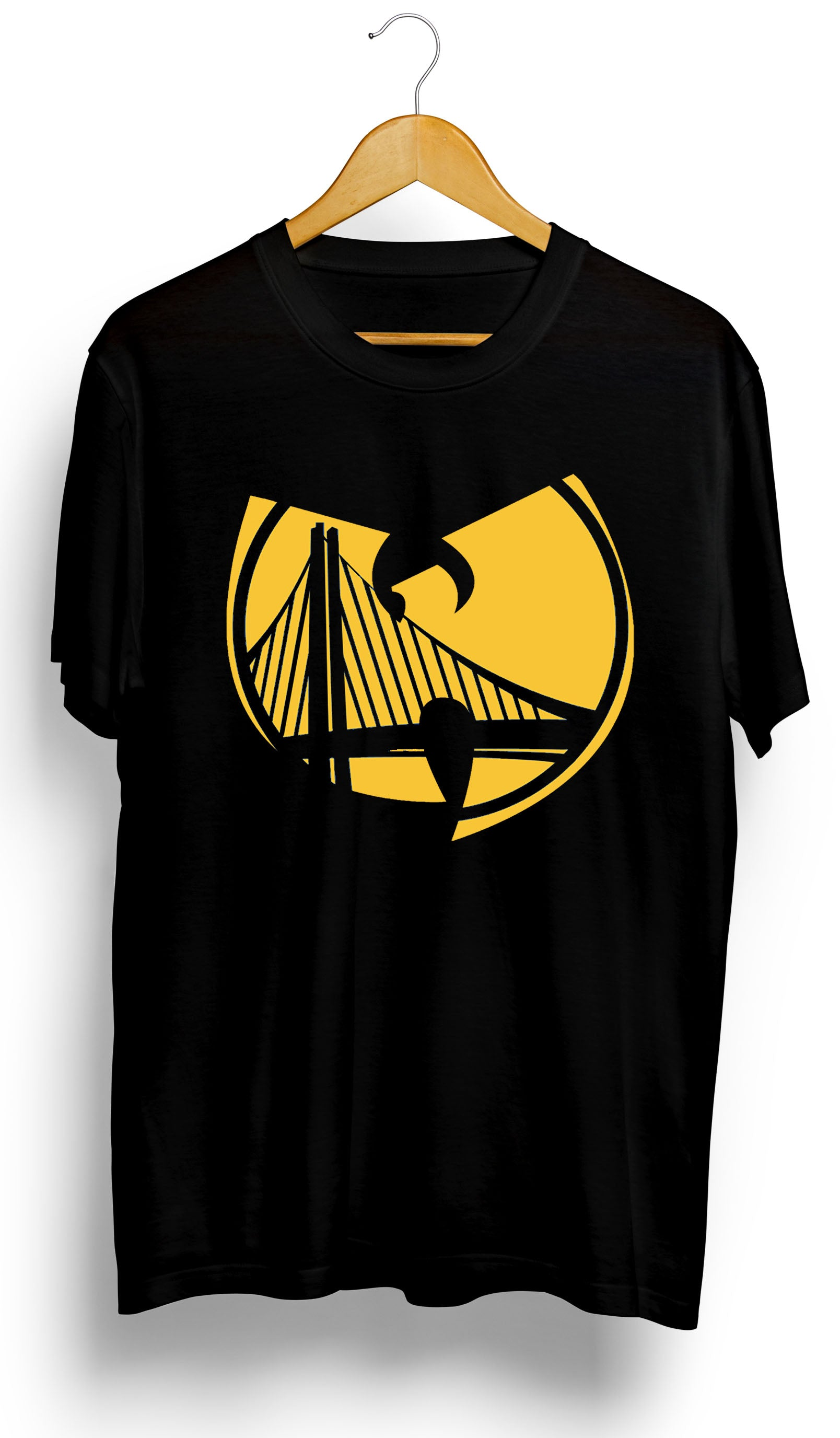 Golden State Warriors | Wu Tang T-Shirt - Ourt