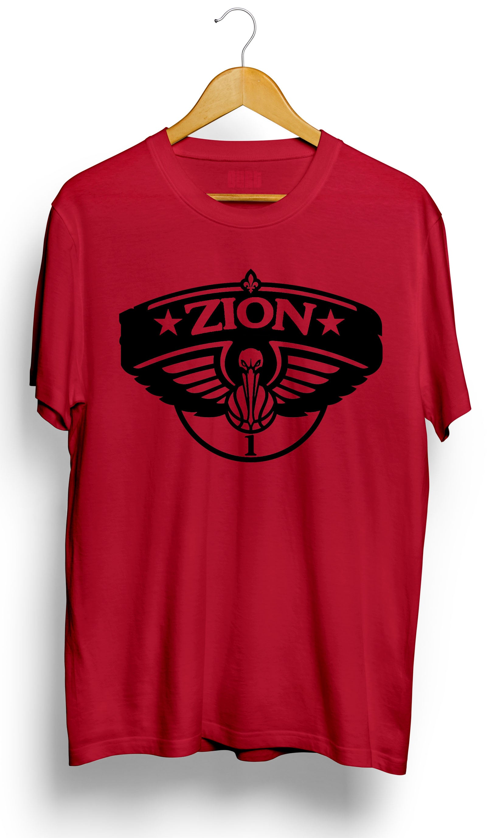 Zion Williamson Pelicans T-Shirt - Ourt