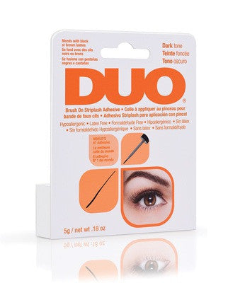 DUO LATEX FREE EYELASH GLUE - Eyelashi