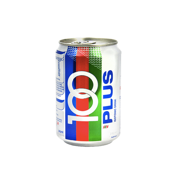 100 Plus Isotonic Drink (325ml)