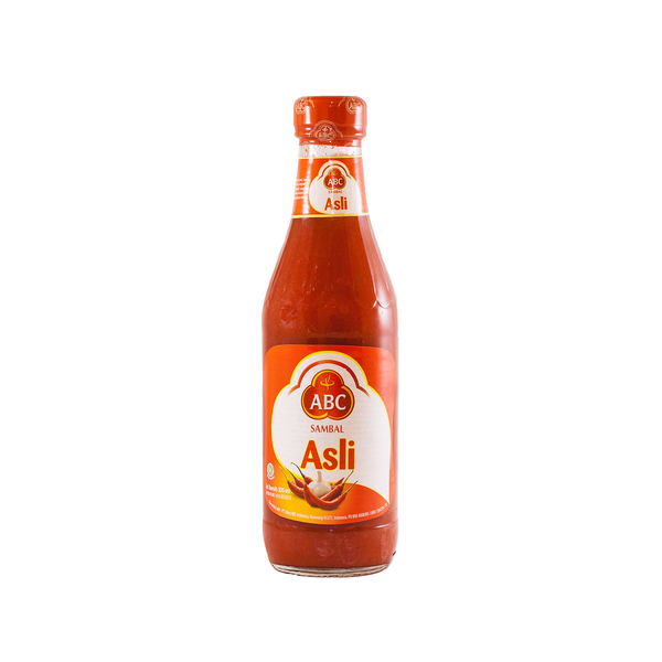 ABC Sambal Chilli Sauce Original (340g)