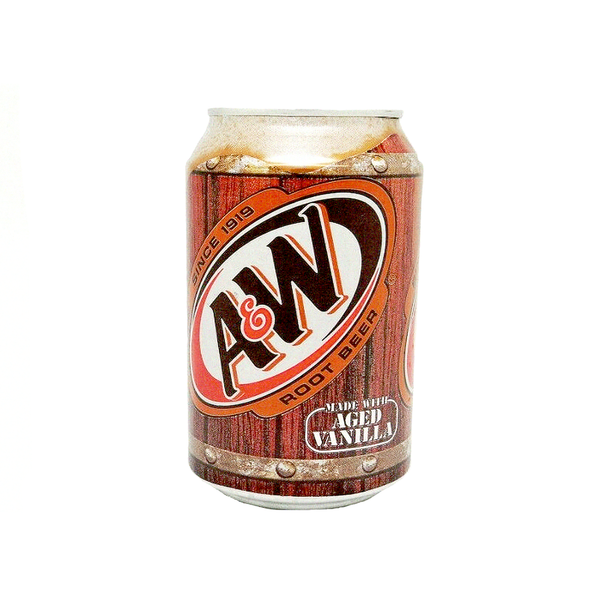 A&W Root Beer (335ml)