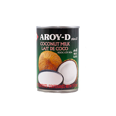 Aroy-D Coconut Milk (400ml)