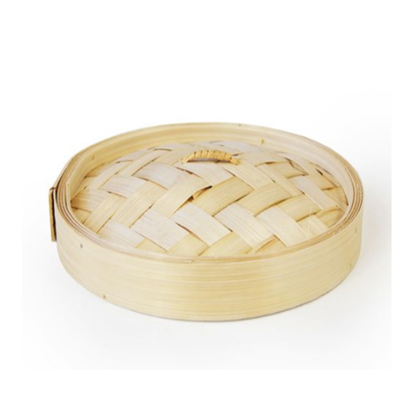 Bamboo Steamer Cover Lid - 7