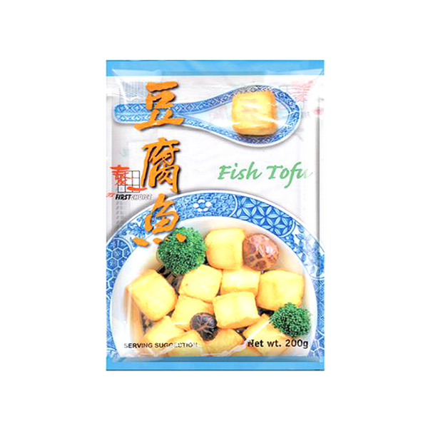 First Choice Fish Tofu  (200g)