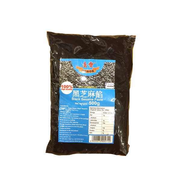 Honor Black Sesame Paste (500g)
