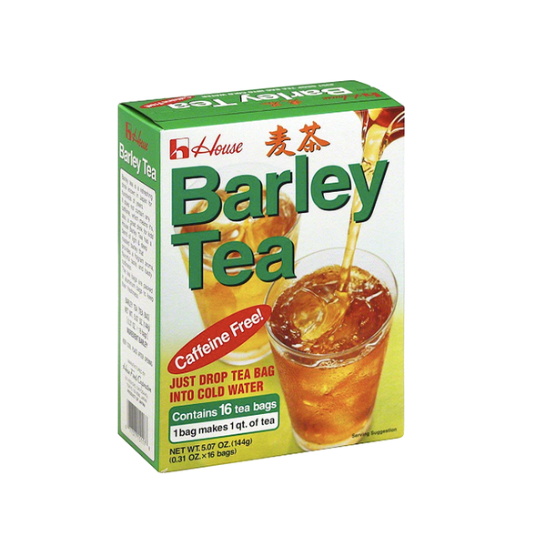 House Food Mugicha Barley Tea 16 bags (144g)