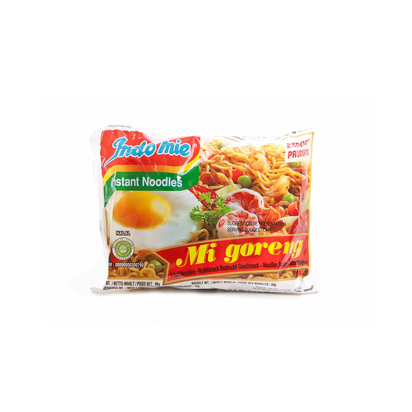 Indomie Mi Goreng Dried Noodles (80g)