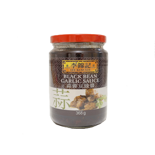 Lee Kum Kee Black Bean Garlic Sauce (368ml)