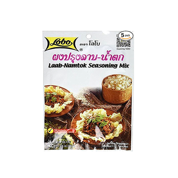 Lobo Laab-Namtok Seasoning Mix (30g)