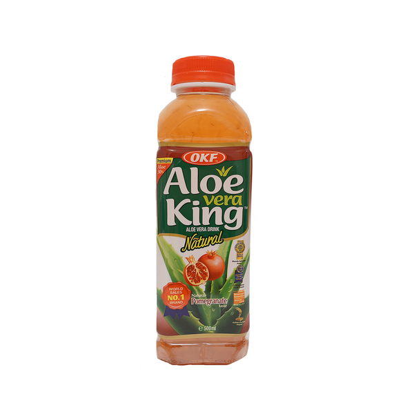OKF Aloe Vera Pomegranate (500ml)