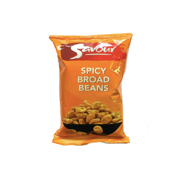 Savour Spicy Broad Beans (100g)