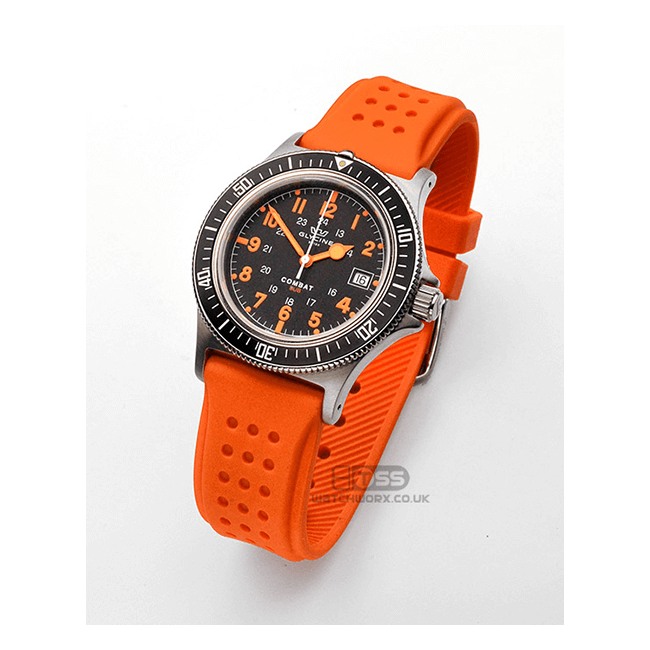 Orange Watch Straps