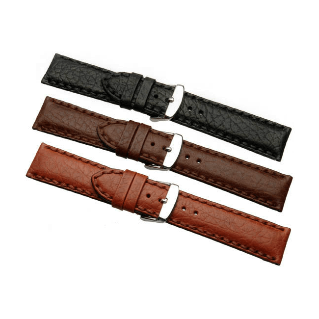 'Atlas' Leather Watch Strap Colours